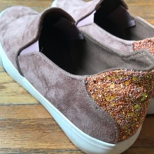 Rare Missguided slip ons